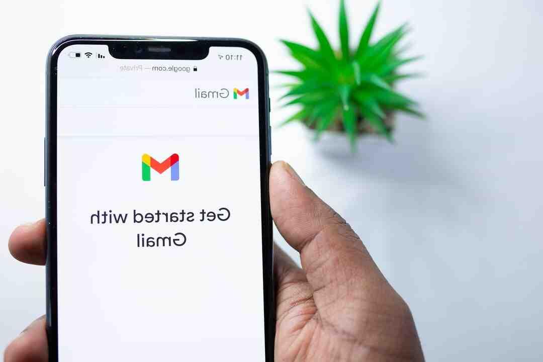 Comment créer un raccourci de Gmail ?