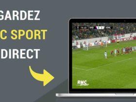 Regarder  RMC Sport  en Direct