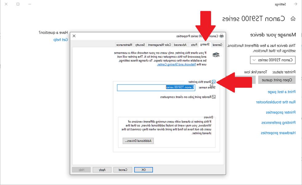 Comment partager une imprimante entre deux PC sous Windows 7 ?