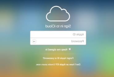 Comment vous connecter à iCloud